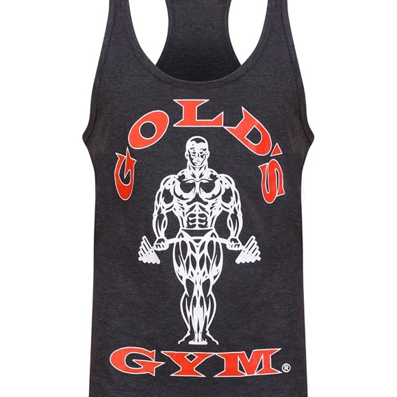 ce6a9e33e19d2 Gold s Gym Other - Gold s Gym Mens Bodybuilding Tank Top Stringer